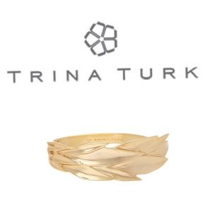 Trinia Trunk 12kt gold plated